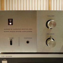1968年 JBL! premain amp