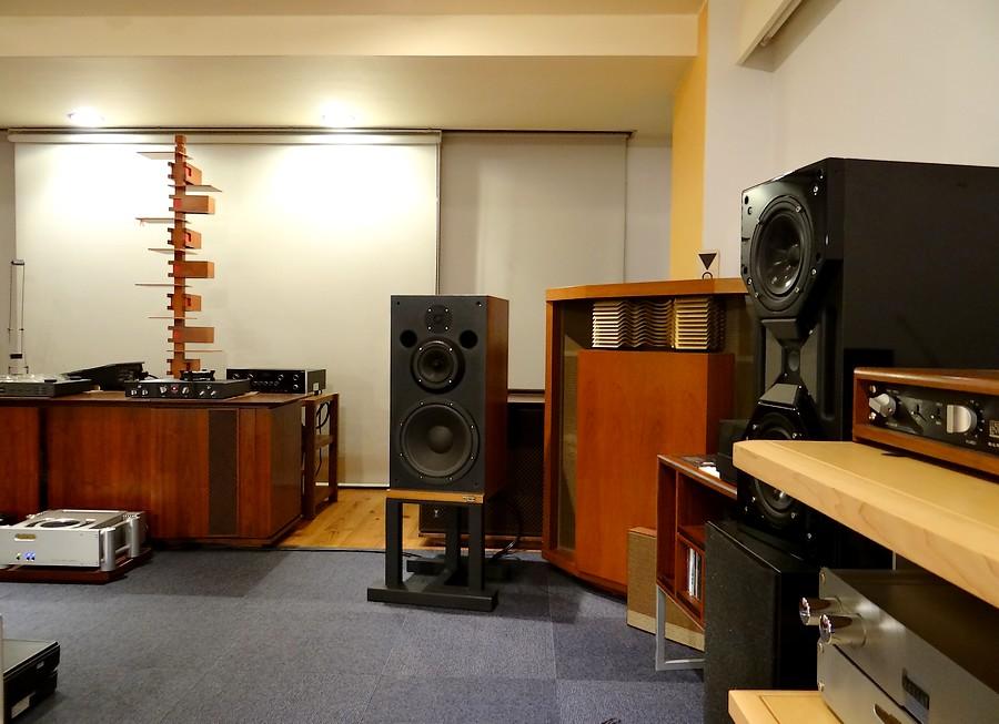アメリカ製Westlake Audio Lc3W12VF 中古ウエストレイク・スピーカー