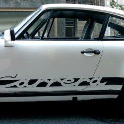 Porsche 930carreraとマランツ7と8