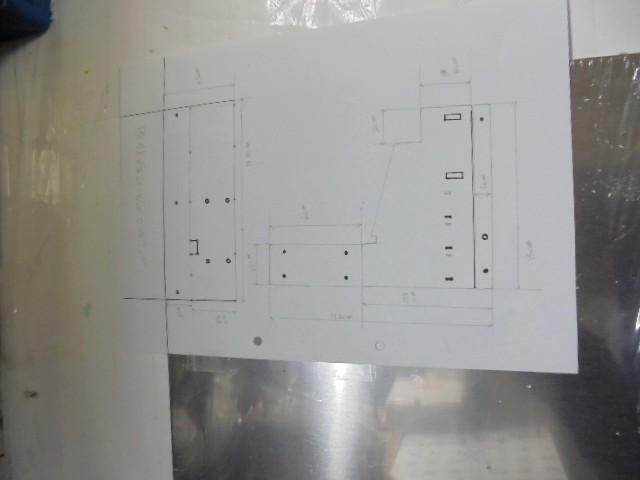 STUDER A730初期シリアル用ヒートシンク