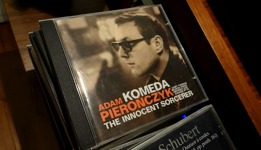 Adam Pieronczyk Quintet/Komeda : The Innocent Sorcerer