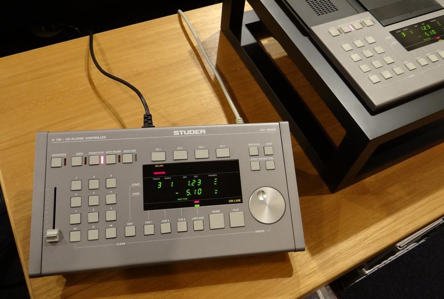 STUDER D739コントローラ