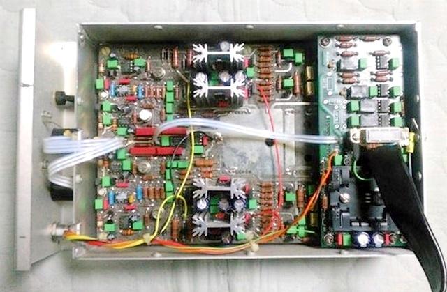 Mark Levinson No.30.5Lのアナログボード(片CH)