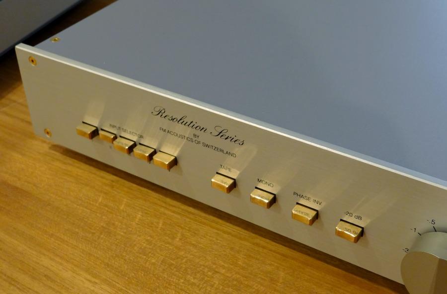 FM255 ボタン