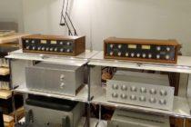 新品から約40年経った、Mark Levinson LNP2Lの整備。