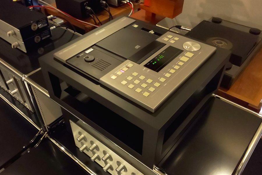 STUDER D730MK2レストア&クロックUP版、電源強化