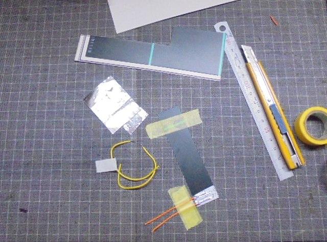 STUDER A727の持病でも液晶パネルの刷新。
