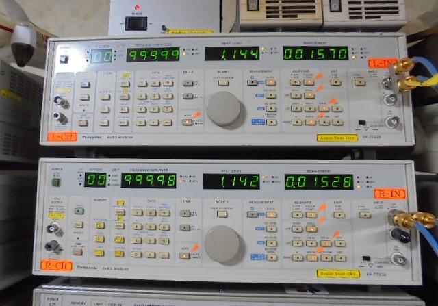 STUDER_A730(レストア、エビサワ様分?)1Khz_正弦波の歪率、優秀な成績です。