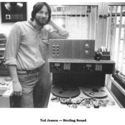 Ted Jensen-Sterling Sound