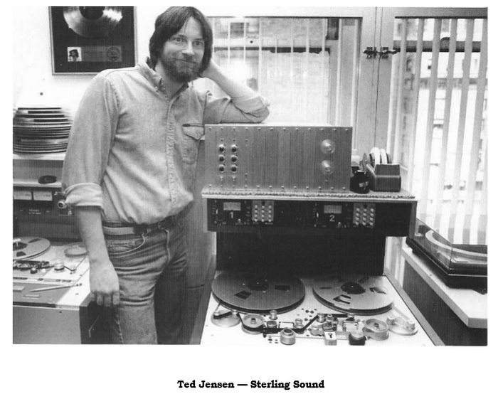 Ted Jensen-Sterling Sound