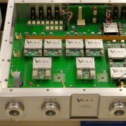 VIOLA CADENZAの本体内部基板