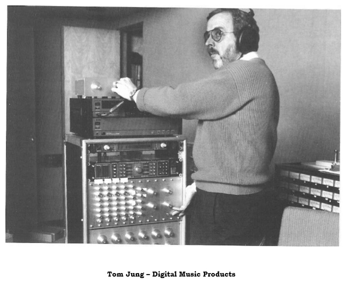 Tom Jung – Digital Music Product