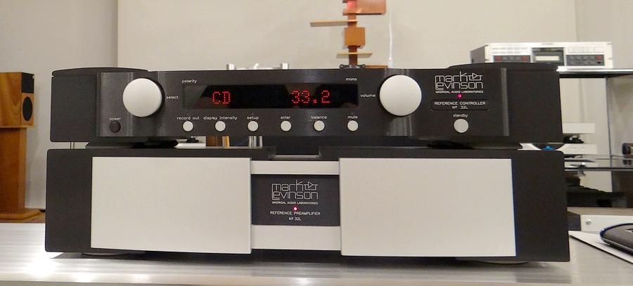 Mark Levinson No.32L Reference PREAMP | 中古マークレビンソン