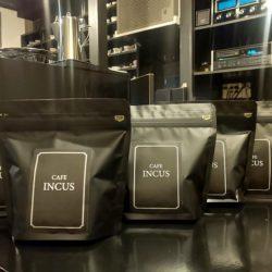 cafe INCUS コヒ―豆