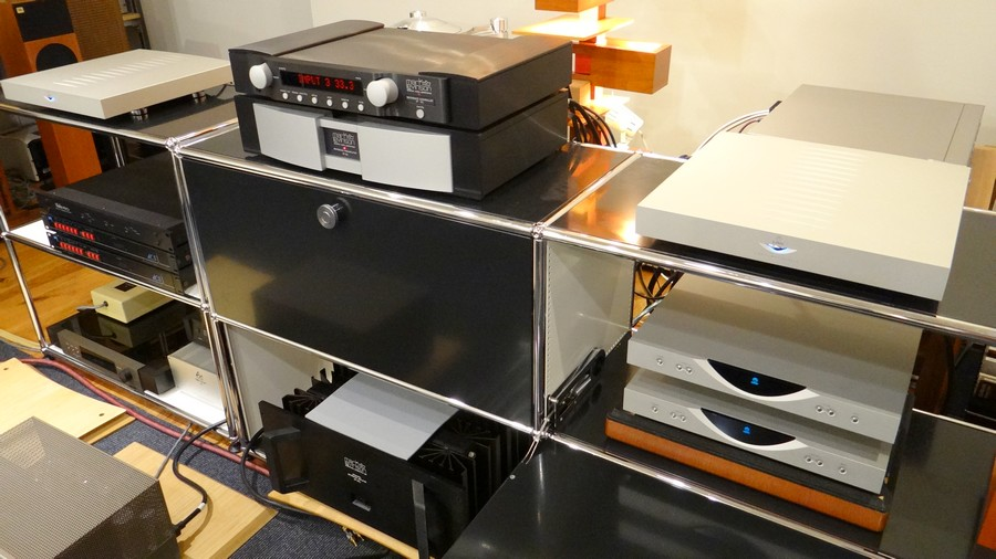 used mint Mark Levinson No.32L