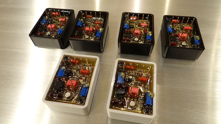DOA018 Amplifier Modules: Mark Levinson LNP2用