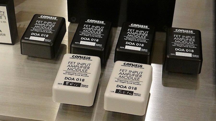 DOA018 Amplifier Modules: Mark Levinson LNP2用