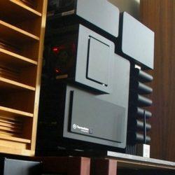 2010年につくった音楽ファイルオーディオ専用PC