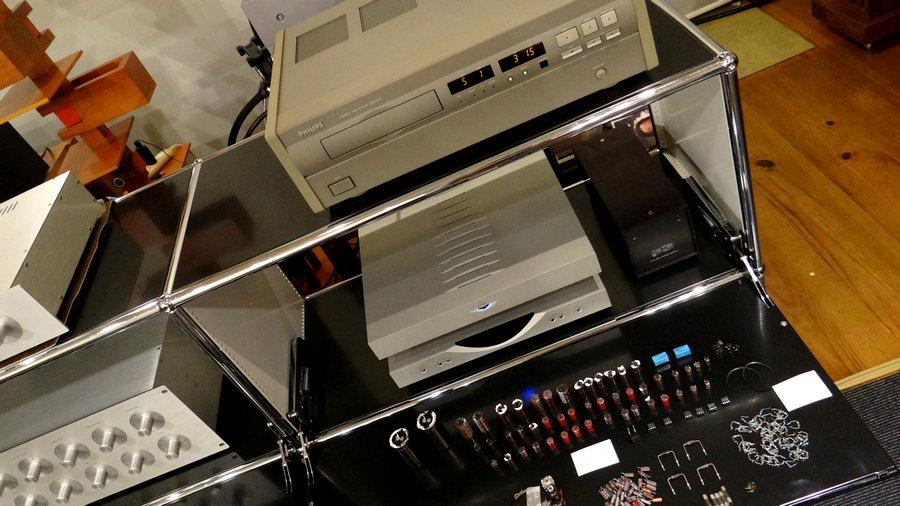 オーバーホールしたPHILIPS LHH700 CDプレーヤー