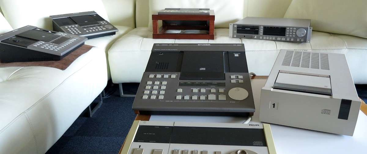 STUDER&PHILIPS CD Player
