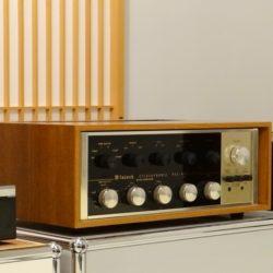 used McIntosh C20 PRE-AMP