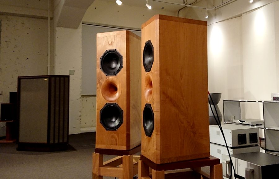 Audio Dripper Speaker system