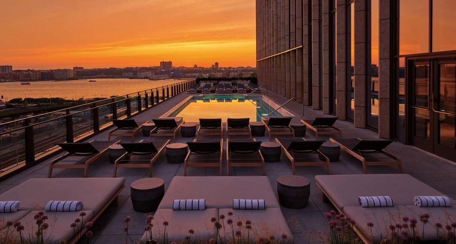 Equinox Hotel Hudson Yards New York City