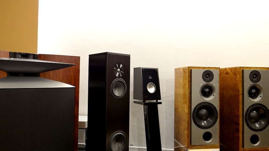 used High end speaker