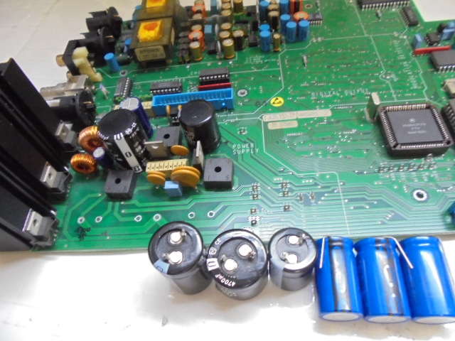 STUDER D730MK2の電源まわりのチューニング