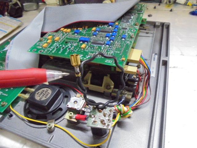 STUDER D730MK2の制御基板