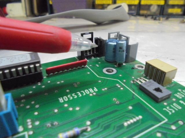 STUDER D730MK2の制御基板の整備