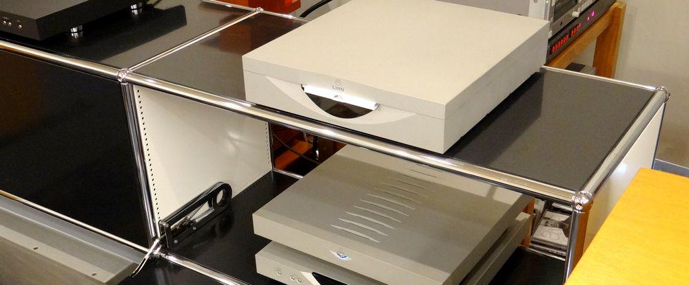中古 LINN CD12 24BIT CD player