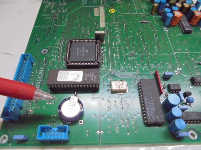 STUDER D730MK2の電池交換前