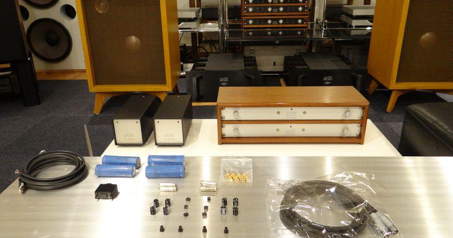 Mark Levinson ML6 PRE AMPLIFIERのオーバーホール整備