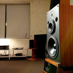 Westlake Audio Lc3W10V の試聴レビュー