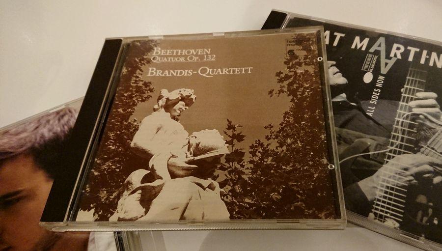 Brandis Quartett / Beethoven Op.132