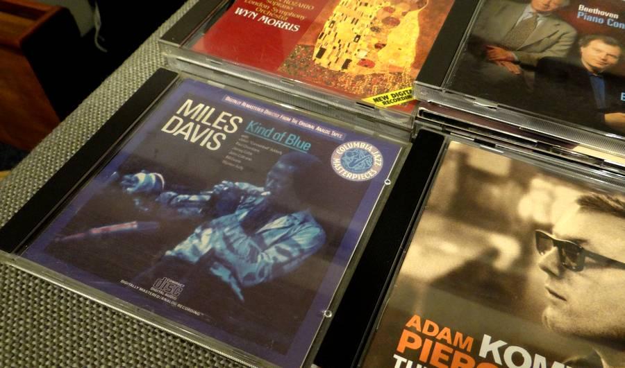 MILES DAVIS/Kind of Blue/CBS