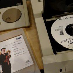 中古 PHILIPS LHH2000 CDプレーヤーをオーバーホール整備しました
