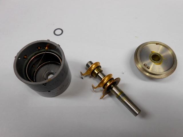 Spectrol製ボリュームの分解清掃