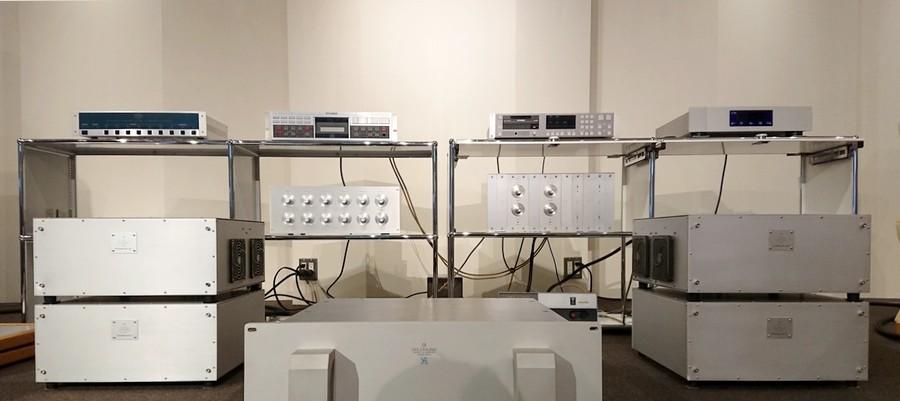 甲府ANNEX店のメインシステムがcello Reference シリーズになります。