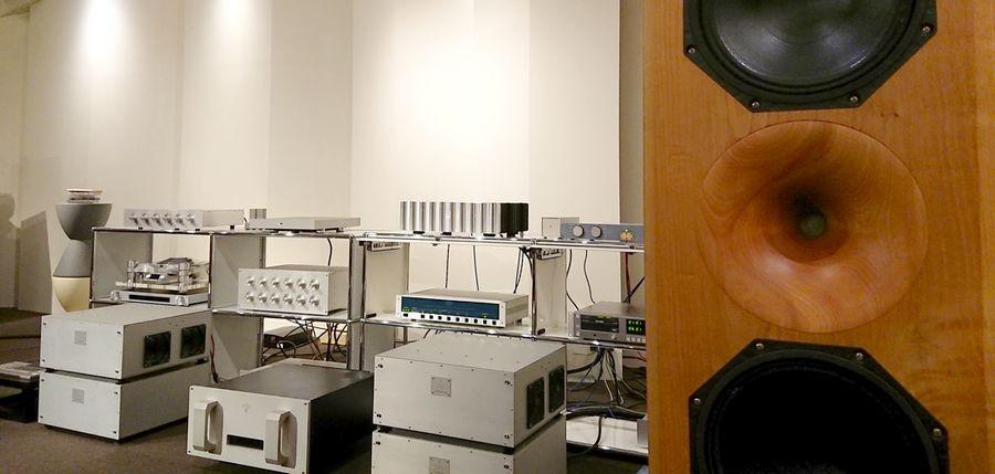 LINN KLIMAX TWIN CHAKRA-Jeff Rowland D.G model 2