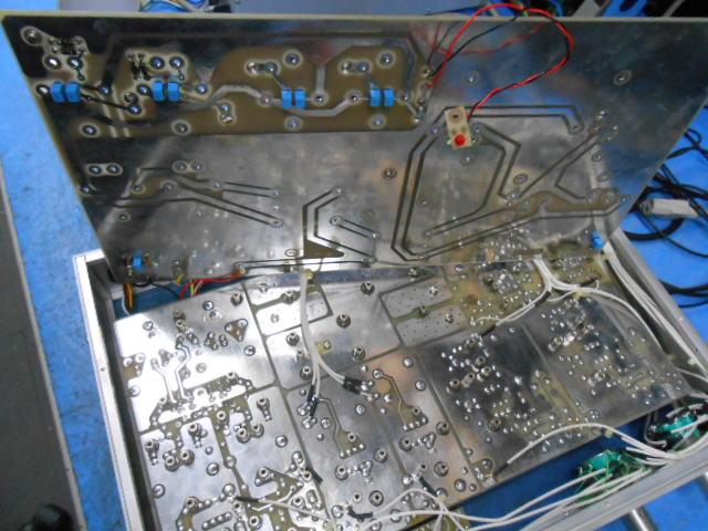 チェロ アンコールプリアンプのサブ基板