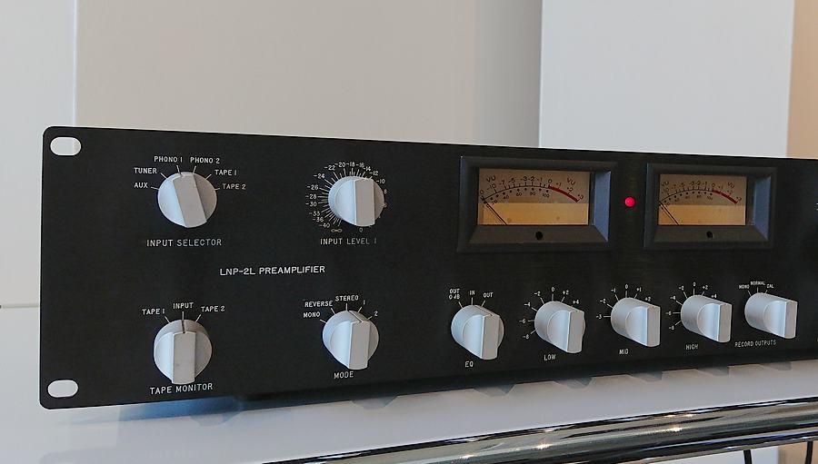 Mark Levinson LNP-2L|トーンコントロール部