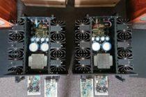 Mark Levinson ML2L EIコアトランス OH整備後の販売アイテム