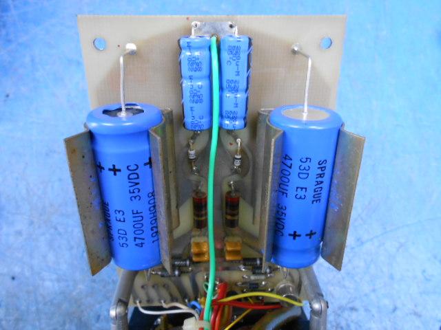 Mark Levinson LNP-2L|電源ユニットPLS153の消耗コンデンサ交換