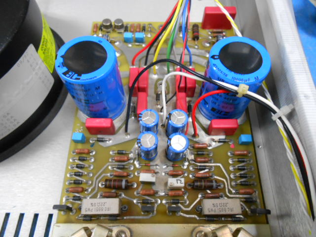cello Master Power Supply|制御基板の整備