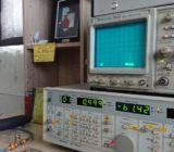 甲府ANNEX店の測定機器|Audio Measuring machine
