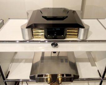 BARCLAY DIGITAL X1 CD Transportのオーバーホール整備