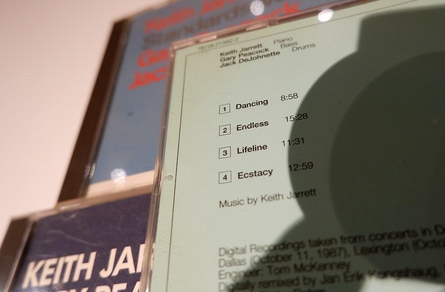 YG Acoustics Carmel&Keith Jarrett/Changeless/ECM