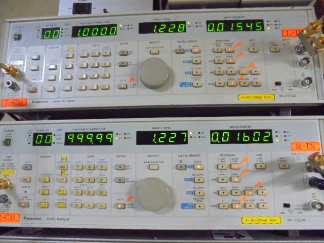 STUDER_A730(遠藤様分)1KHz_基準信号_歪率_0_01%台と優秀な成績です。